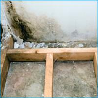 Solutions for a Damp Basement