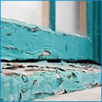 Solutions for Peeling Paint